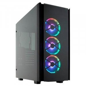 Corsair Obsidian Series 500D Rgb Se Mid Tower Case CC-9011139-WW