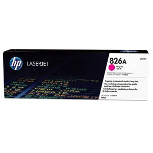 HP #826A Magenta Toner CF313A 31,500 pages