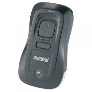 Zebra CS3070-SR 1D Laser Mobile Bluetooth Barcode Scanner - Black