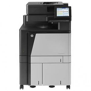 HP LaserJet Enterprise flow M880z+ Multifunction Colour Duplex Laser Printer