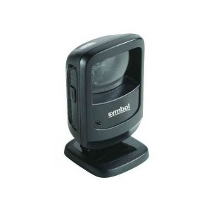 Zebra DS9208 2D Array Imager Omnidirectional Hands-Free Barcode Scanner - Black