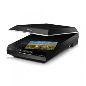 Epson Perfection V600 Film and Print Colour Flatbed Scanner