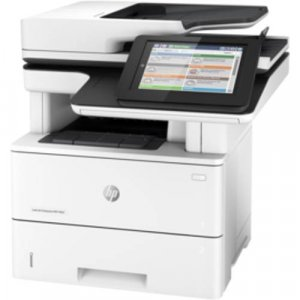 HP LaserJet Enterprise M527dn Laser Multifunction Monochrome Printer