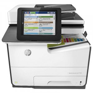 HP PageWide Enterprise 586dn PageWide Multifunction Colour Printer