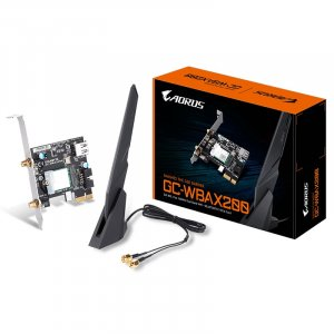 Gigabyte GC-WBAX200 WiFi 6 AX200 PCIe Adapter