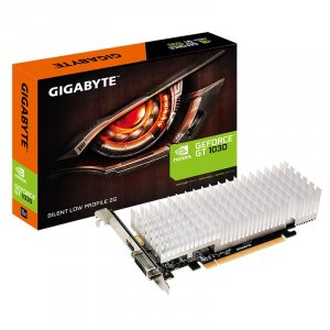 Gigabyte GeForce GT 1030 Silent Low Profile 2GB Video Card