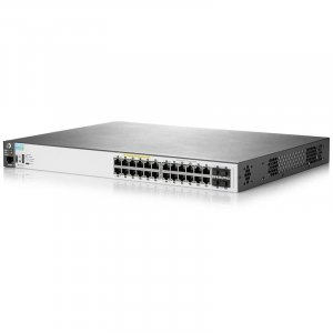 Hp J9773a 2530-24g-poe+ Switch, Layer 2, 24 X Gig + 4 X Sfp Ports,managed, Life Wty