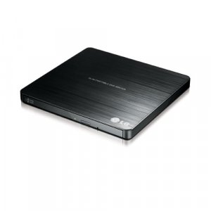 LG GP60NB50 8x Slim External USB2.0 DVD Writer