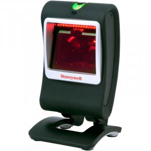 Honeywell Genesis 7580g 2D Area Imager Hands-Free Barcode Scanner - Black
