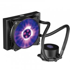 Cooler Master MasterLiquid ML120L RGB AIO Liquid CPU Cooler