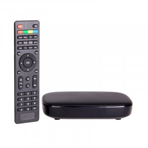 LASER Quad Core Android Smart Media Player with DVB-T2