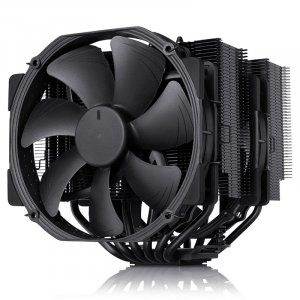 Noctua NH-D15 Multi-Socket PWM CPU Cooler - Chromax Black NH-D15-CH-BK