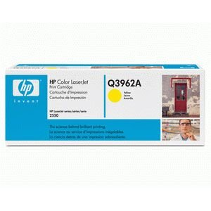HP High Capacity Yellow Toner 4K pages (Q3962A)