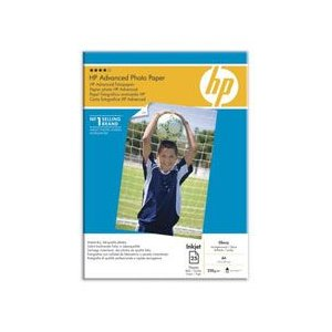 HP ADVANCED GLOSS PHOTO PAPER 25 SHT A4