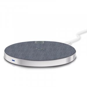 Alogic Prime Series 10W Wireless Charging Pad - Silver QC10MSLV