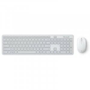 Microsoft Bluetooth Keyboard & Mouse Combo - Monza Grey QHG-00047