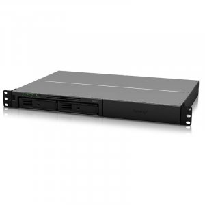 Synology RackStation RS217 2 Bay Diskless Rackmount NAS Dual-core 1.33GHz CPU