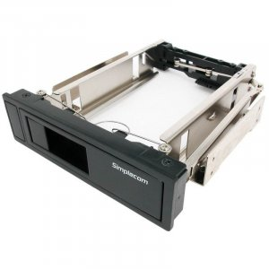 "Simplecom Internal 5.25"" Bay Mobile Rack Hot Swap 3.5"" SATA HDD Backplane Enclosure"