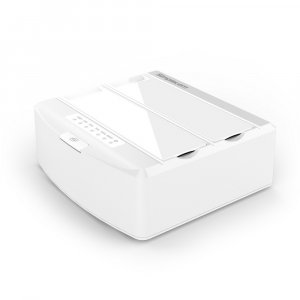"Simplecom SD312 Dual Bay USB 3.0 Docking Station for 2.5"" 3.5"" SATA Drive White"