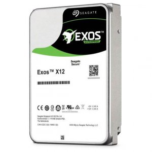 "Seagate Enterprise Capacity 3.5"" SAS HDD 12TB ST12000NM0027"