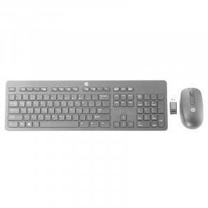 HP Slim Wireless Keyboard and Mouse Combo - T6L04AA
