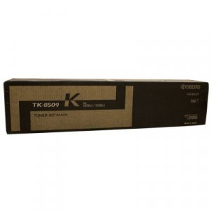 Kyocera TK8509K Black Toner 30,000 pages Black