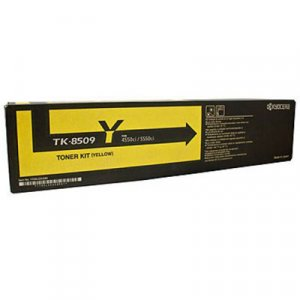 Kyocera TK8509Y Yellow Toner 30,000 pages Yellow