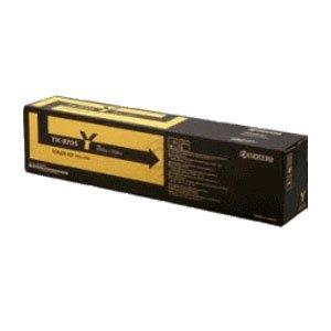 Kyocera TK8709Y Yellow Toner 30,000 pages Yellow