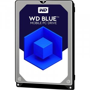 "WD Blue 1TB Internal PC Mobile Hard Drive 2.5"" 5400RPM SATA 6Gb/s 128MB"