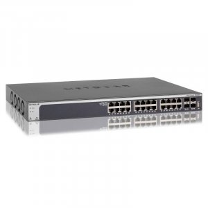 Netgear XS728T ProSAFE 24 Port 10 Gigabit Ethernet Smart Managed Switch
