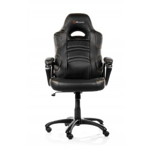 Arozzi Aro-enzo-bk Black Enzo Adjustable Ergonomic Motorsports Inspired Desk Chair