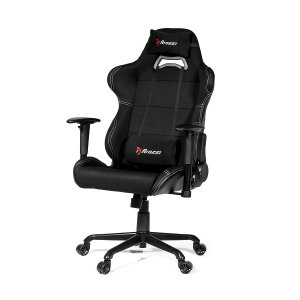 Arozzi Aro-torxl-bk Black Torretta Xl Adjustable Ergonomic Motorsports Inspired Desk Chair