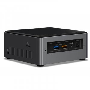 Intel BOXNUC7i3BNH NUC Barebone Kit - Core i3 7th Gen