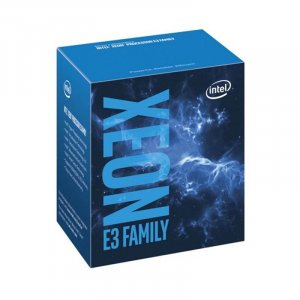 Intel Xeon E3-1225 v6 LGA1151 3.30GHz CPU Processor