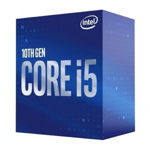 Intel Core i5-10600 3.3 GHz 6-Core Processor (BX8070110600) LGA1200  10th Gen 6-cores CPU