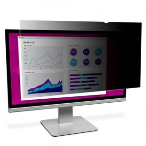 "3m High Clarity Privacy Filter For 27"" Widescreen Desktop Lcd Monitors (16:9)"