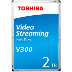 "Toshiba HDWU120UZSVA 2TB V300 Video Stream 3.5"" SATA"