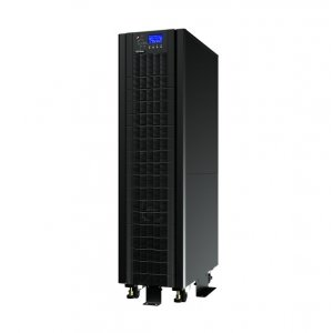 Cyberpower HSTP3T20KEBCWOB 20kva/18kw 3 Phase Smart Tower UPS w/ Battery Case & Cable, W/o Batteries