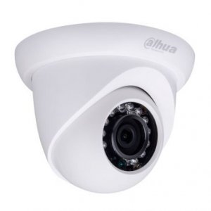 Dahua Ipc-hdw1431s Eyeball Network Camera, 4mp, Poe, Ir, H.264/h.265, Ip67, 2yr
