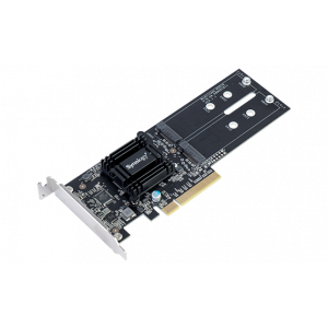 Synology M2d18 Adapter Card Supporting M.2 Sata Ssd