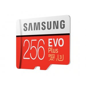 Samsung EVO Plus 256GB Micro SD Card SDXC 100MB/s MB-MC256GA