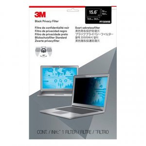 "3M Privacy Filter for 15.6"" Widescreen Laptop (PF156W9B)"
