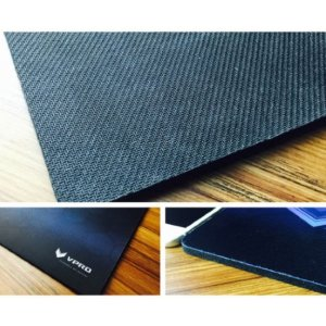 Rapoo High End Gaming Mouse Pad - 250x200x5mm,fabric Rubber