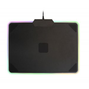 CoolerMaster Mpa-mp720 Rgb Hard Gaming Mousepad