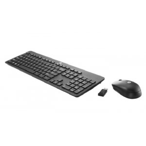 HP Wireless Slim Business Keyboard & Mouse Combo