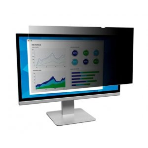 "3m PF430W9B Privacy Filter For 43"" Widescreen Lcd (16:9)"