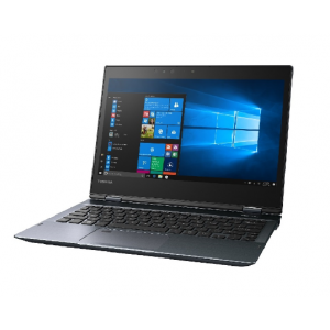 Toshiba PORTEGE X20W-E CORE I7-8550U TURBO 8GB LPDDR3 256GB PCIE SSD 12.5IN FHD WIDESCREEN W/TOUCH SCREEN