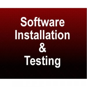 Hardware & Software Professional Installation & Testing (PER HOUR RATE)