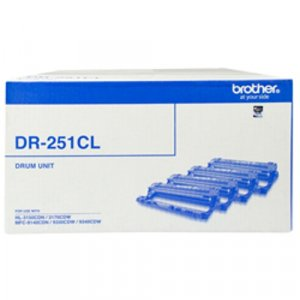 BROTHER DR251CL DRUM UNIT TO SUIT HL-3150CDN/3170CDW/MFC-9140CDN/9330CDW/9340CDW (15,000 Pages)