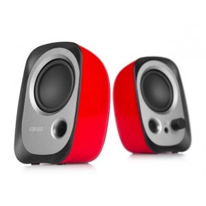 Edifier R12u Usb Compact 2.0 Multimedia Speakers System Red